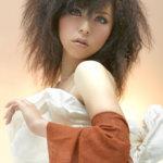 ヘアメイク付き 写真スタジオ モデル ブック 作品